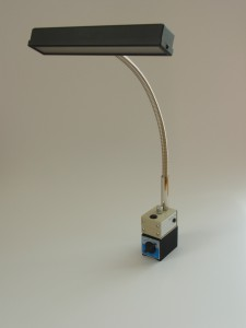 マグネット式バー状照明